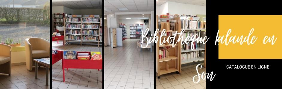Bibliothèque de Lalande-En-Son
